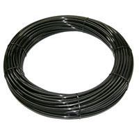 3/8 Nylon Tubing – 25 mt. – BLACK-0