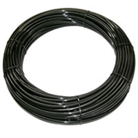 1/2 Nylon Tubing – 25 mt. – BLACK-0