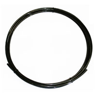 5 mm Nylon Tubing - 50 mt. - BLACK-0