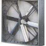 Heavy duty Industrial box fan-0