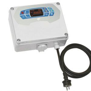 External digital timer 230V-50Hz-0