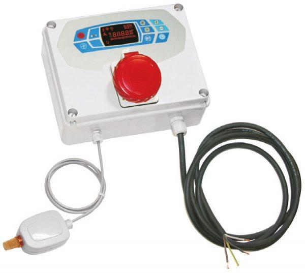 Pre-wired digital humidistat IT-PRO-0