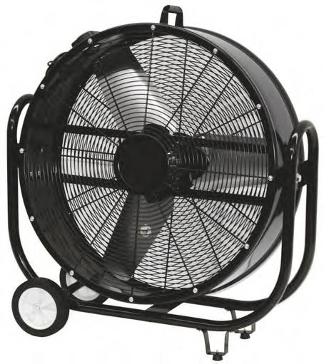Trolley axial Fan-0