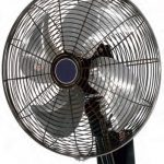 "20"" Wall mounting oscillating FAN-0"